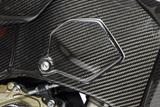 Carbon Ilmberger kleine Rahmenabdeckungen Set Honda CBR 1000 RR