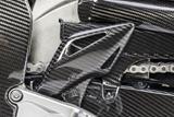 Carbon Ilmberger Fersenschutz Set Honda CBR 1000 RR