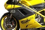 Carbon Ilmberger Seitenverkleidungen Set Ducati 848