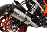 Auspuff Leo Vince LV One EVO KTM Duke 125