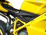 Carbon Ilmberger Airboxabdeckungen Set Ducati 848 EVO