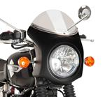 Puig Retro Frontverkleidung carbonstyle Triumph Thruxton 1200