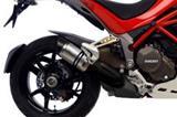 Auspuff Leo Vince LV Pro Ducati Multistrada 1200