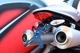 Evotech Kennzeichenhalter Ducati Monster 796