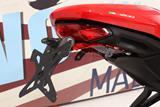 Evotech Kennzeichenhalter Ducati Monster 1200