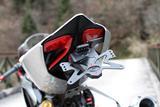 Evotech Kennzeichenhalter Ducati Panigale 899
