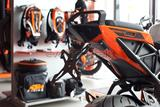 Evotech Kennzeichenhalter KTM Super Duke 1290 GT