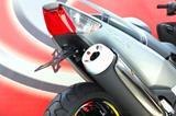 Evotech Kennzeichenhalter Yamaha T-Max