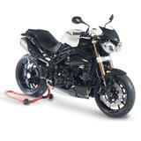 Carbon Ilmberger Kettenschutz Triumph Speed Triple 1050
