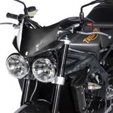 Carbon Ilmberger Windschild Triumph Street Triple 675
