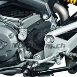 Carbon Ilmberger Ritzelabdeckung Ducati Monster 696