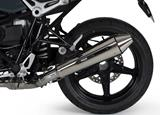 Auspuff BOS Taper BMW R Nine T Pure