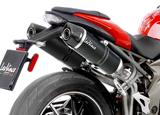 Auspuff Leo Vince LV One EVO Triumph Speed Triple 1050