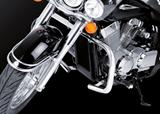 Custom Acces Sturzbügel Honda VT 750 Black Spirit