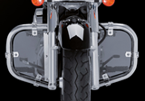 Custom Acces Deflektor Honda VT 750 Black Spirit