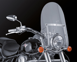 Custom Acces Touringscheibe America Honda VT 750 Black Spirit