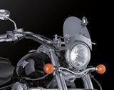Custom Acces Touringscheibe Roadster Honda VT 750 Black Spirit