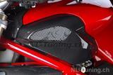Carbon Ilmberger Airboxabdeckung Set MV Agusta Brutale 750