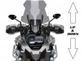 Puig elektronisch verstellbare Scheibe BWM R 1250 GS