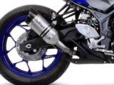 Auspuff Leo Vince LV Pro Yamaha R3